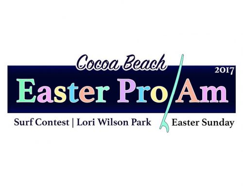 2017 Cocoa Beach Easter Pro/Am Surf Tournament